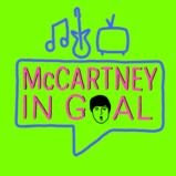 McCartney In Goal